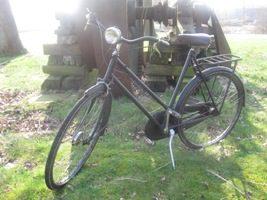 Antieke fietsen