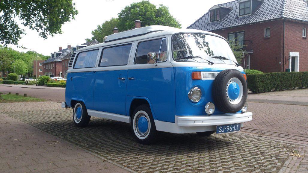 Volkswagen T2 Camper Blauw