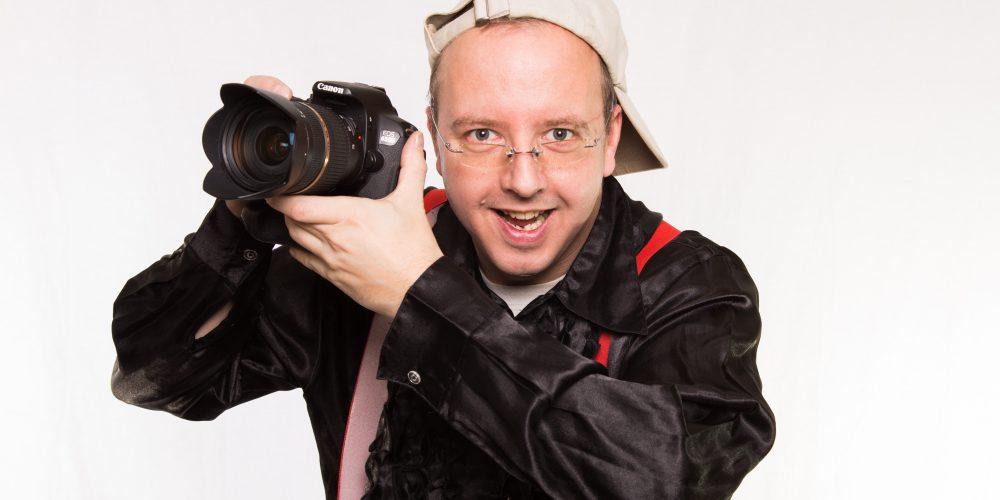 Frits de Partyfotograaf