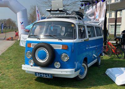 DJ Bus Blauw